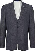 Peter Werth Men's Charles Fleck Button Blazer