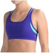 New Balance Shapely Shaper Sports Bra - High Impact (For Women)