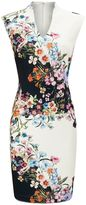 Precis Petite Petite Trailing Floral Dress