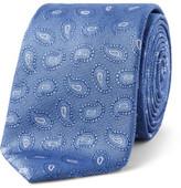 Simon Carter Teardrop Paisley Tie