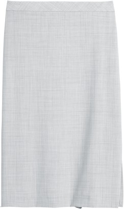 Banana Republic Washable Wool-Blend Pencil Skirt