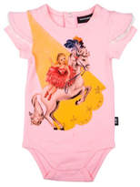 Rock Your Baby LIBERTY RIDER SHORT SLEEVE BODYSUIT (3M - 24M)
