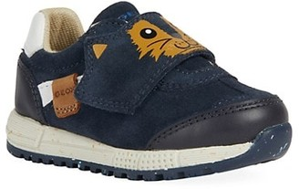 Geox Baby's & Little Boy's Alben Leather Sneakers