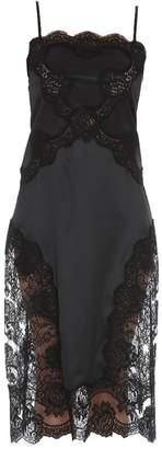 Dolce & Gabbana Lace Detail Slip Dress
