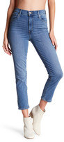Levi's Mile High Slim Cropped Jeans