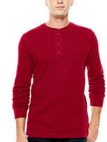 U.S. Polo Assn. USPA Long-Sleeve Thermal Henley