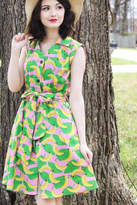 Retrolicious Go Bananas Dress