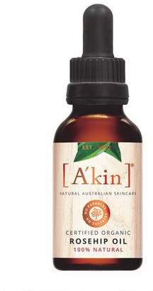 Akin A'Kin Certified Organic Pure Radiance Rosehip Oil 20Ml