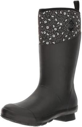 Muck Boots Women's Tremont Wellie Matte Mid Wellington Boots