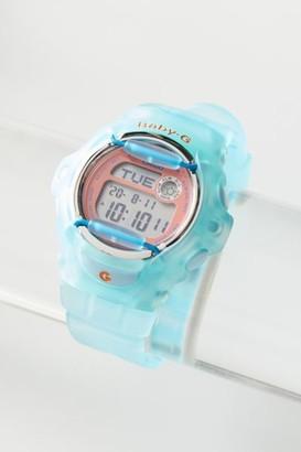 Casio BABY-G Pink Resin Digital Watch