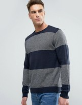 RVCA Channels Round Neck Sweater