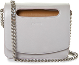 Jil Sander Chain-strap leather cross-body bag