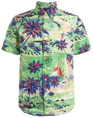 Ralph Lauren Hawaiian Shirt