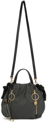 See by Chloe Grey Small Flo Tote