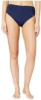 Vince Camuto Surf Shades Convertible High-Waist Bikini Bottoms (Bonsai) Women's Swimwear