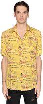 Mauna Kea Exotic Printed Viscose Shirt