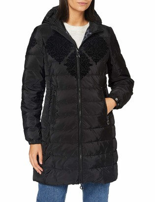 Desigual Women's Padded_Lena Quilted Jacket