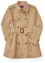 Polo Ralph Lauren Cotton Poplin Trench Coat (8-14 Years)