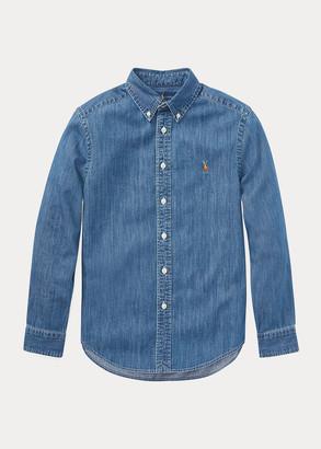 Ralph Lauren Cotton Denim Shirt