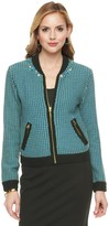 Juicy Couture Embellished Merino Jacket