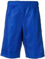Gucci mesh basketball shorts