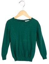 Caramel Baby & Child Girls' Long Sleeve Crew Neck Sweater