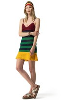 Tommy Hilfiger Collection Crochet Beach Dress