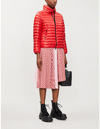 Moncler Basane quilted shell-down jacket