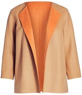 Thumbnail for your product : Lafayette 148 New York, Plus Size Reversible Royston Coat