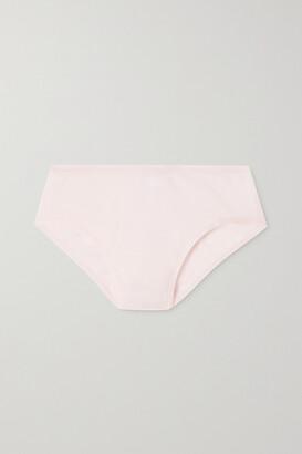 Hanro Mercerized Cotton Briefs - Pink