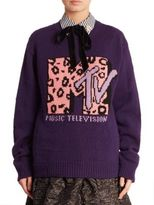 Marc Jacobs MTV Sweatshirt
