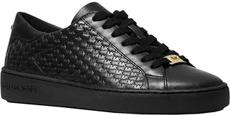 MICHAEL Michael Kors Colby Sneaker (Black 1) Women's Lace up casual Shoes