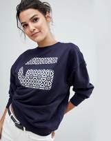 G Star G-Star Print G Logo Sweatshirt