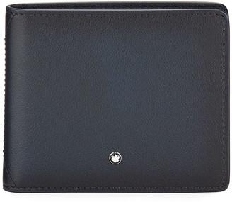 Montblanc Men's Meisterstuck Full-Grain Leather Wallet