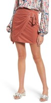 Tularosa Women's Katie Faux Wrap Skirt