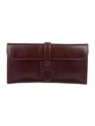 Hermes Swift Jige Elan 29 Marron