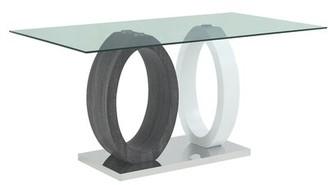 Orren Ellis Arum Oval Pedestal Base Dining Table Orren Ellis