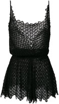 Missoni Mare lace playsuit - women - Rayon - 38