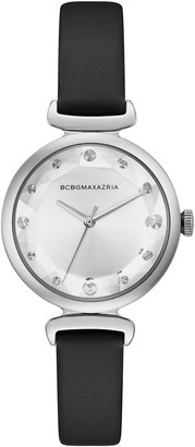 BCBGMAXAZRIA Women's Quartz Analog Casual Watch, 32mm