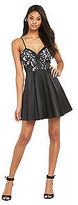 Lipsy Ariana Grande Lace Top Prom Dress