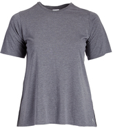 Soffe Heather Gray Curve Best Fitting Tee - Plus