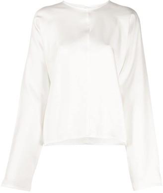 Sofie D'hoore Bellini silk blouse