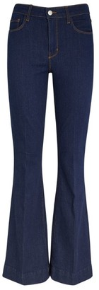 L'Agence The Affair High-Rise Flared Jeans