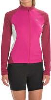 Pearl Izumi Symphony Cycling Jersey - UPF 50, Full Zip, Long Sleeve (For Women)
