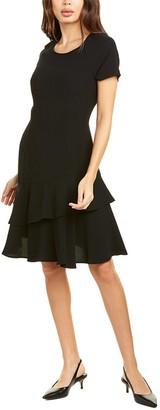 Shani Crepe Mini Dress