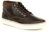 Under Armour Timberland Men's Adverture 2.0 Full-Grain Leather Lace Up Mid Sneakers