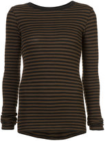 Vince striped top