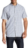 Peter Werth Edwards Plaid Slim Fit Shirt