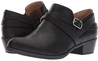 LifeStride Adley (Black) Women's Boots