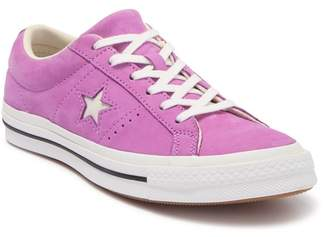Converse Chuck Taylor All-Star One Star Oxford Sneaker (Unisex)